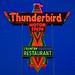 Twilight, Thunderbird Motor Inn in Florence, South Carolina. by James and Karla Murray Photography