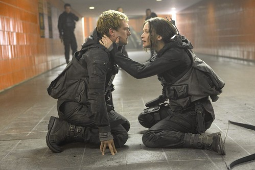 The Hunger Games - Mockingjay - Part II - screenshot 9