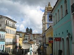 Ritorno a Salvador di Bahia e San Paolo brasile