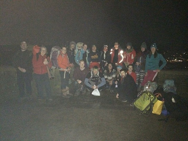 Box hill campout