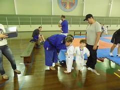 Troca de faixa Judo - 2015
