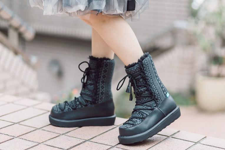 第一套BINKIKI鞋