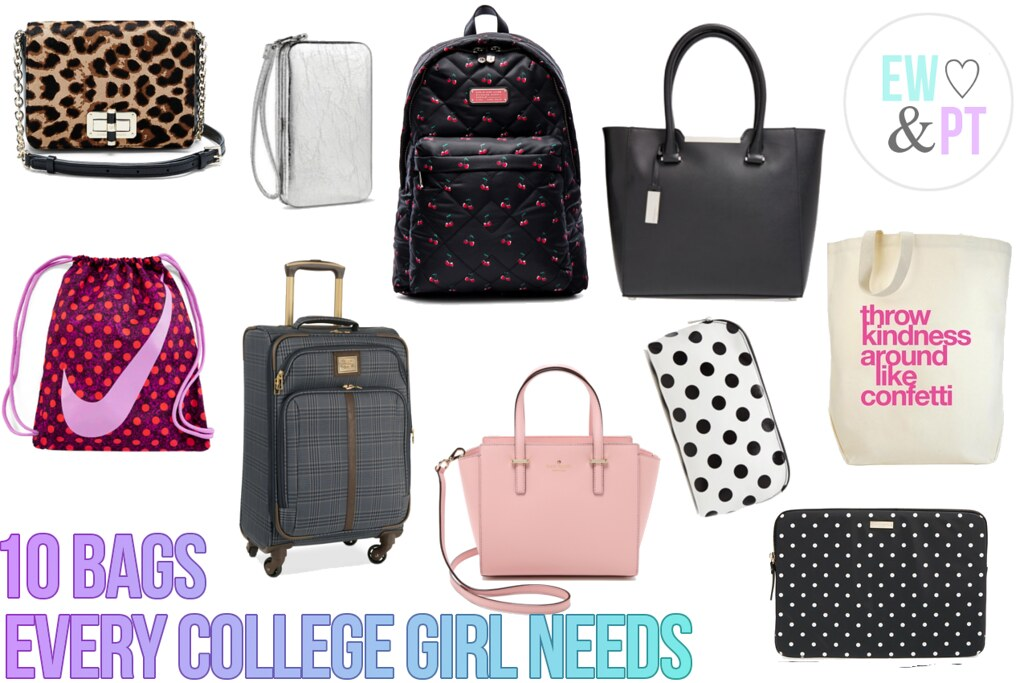 10 Bags Every College Girl Needs - ew&pt