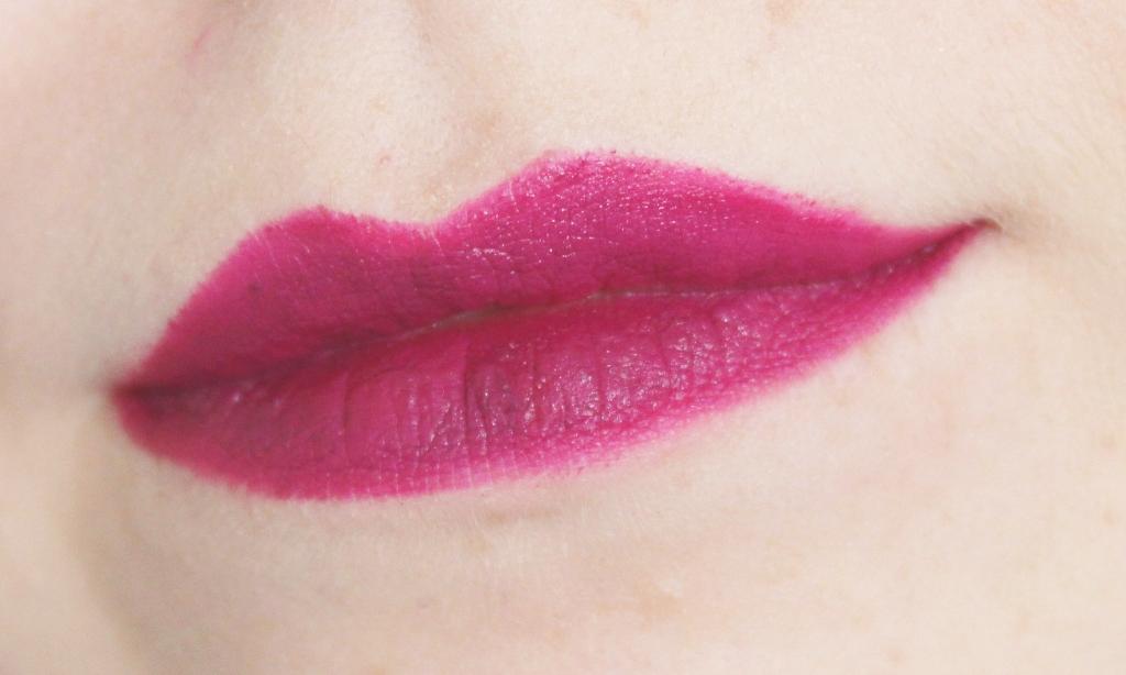 Primark Velvet Matte Lipstick Crayon (4)