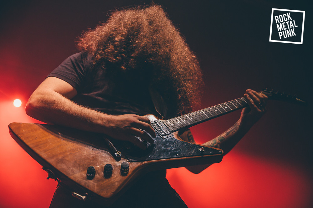 Coheed & Cambria // Shot by Joe Sheridan