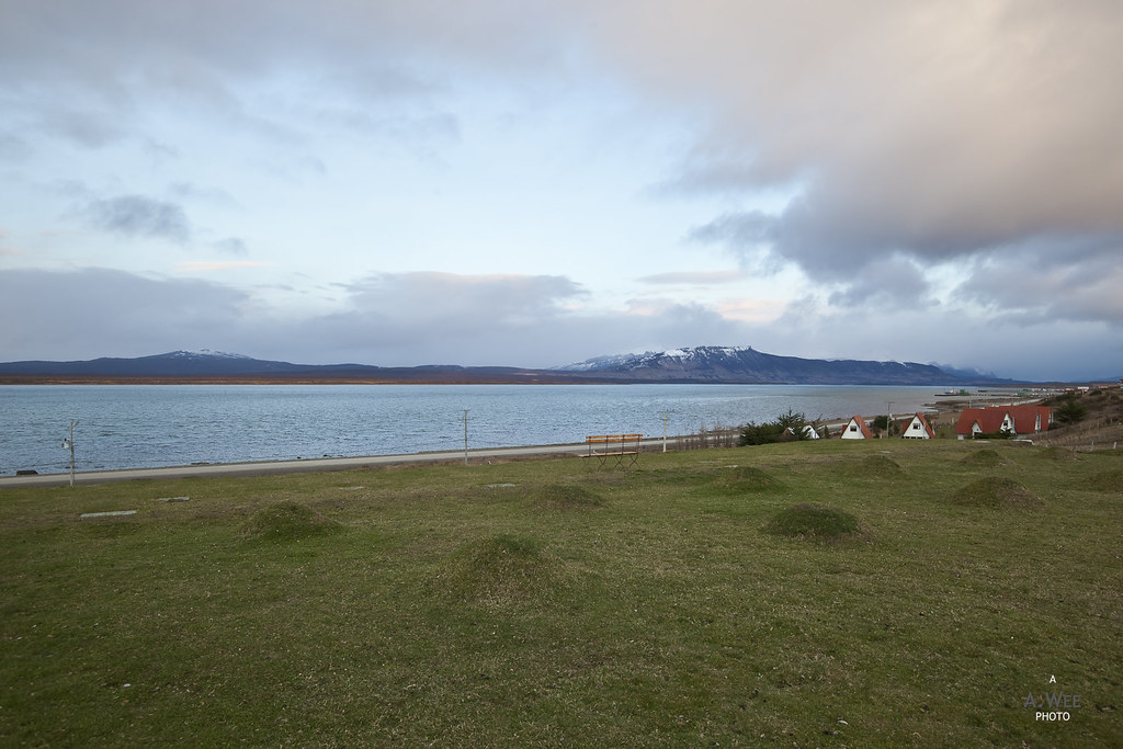 Morning at Puerto Natales
