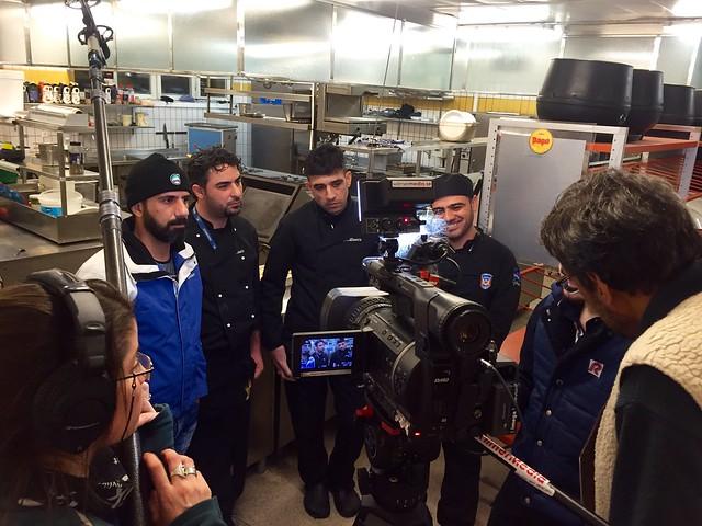 Reporter - Asylum in Sweden