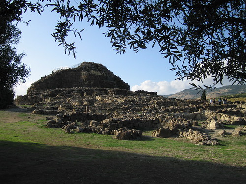 Su Nuraxi Archaeological Site