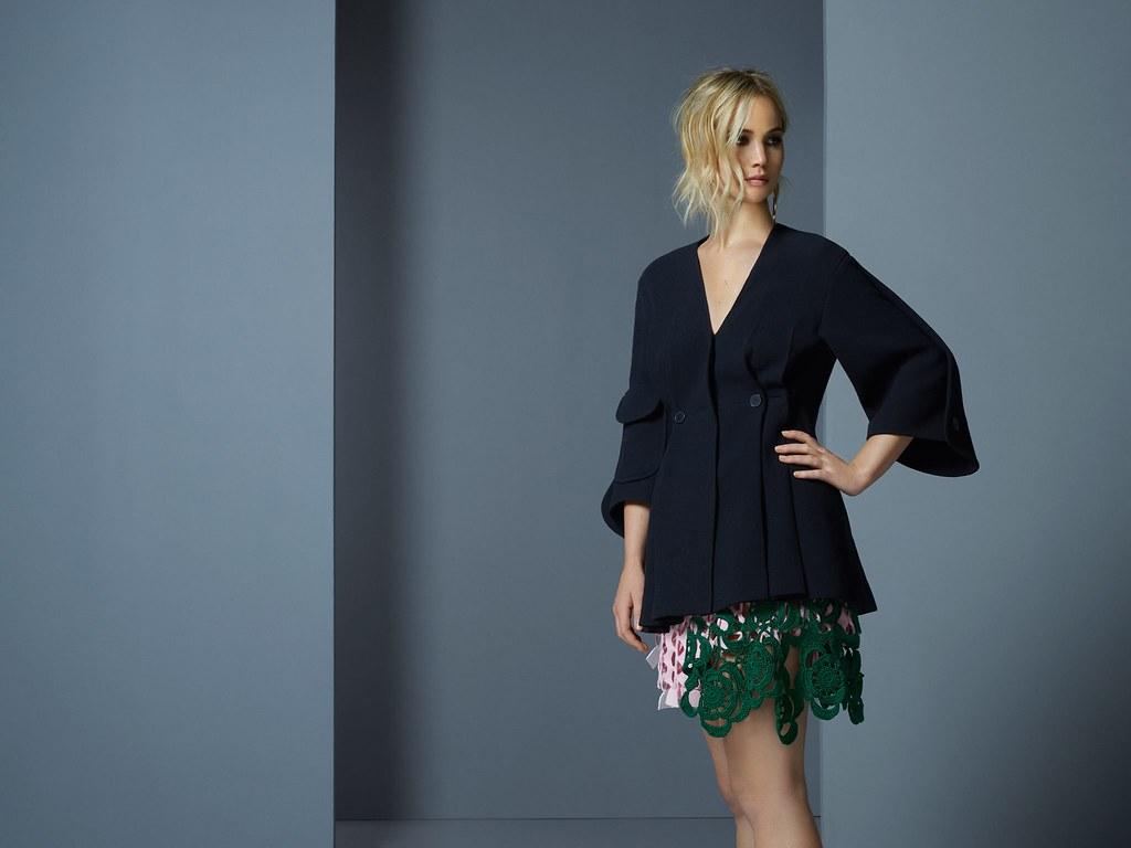 Дженнифер Лоуренс — Фотосессия для «Dior» JM 2015 – 10