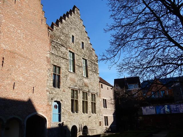 Hof van Ryhove, Onderstraat, Gent