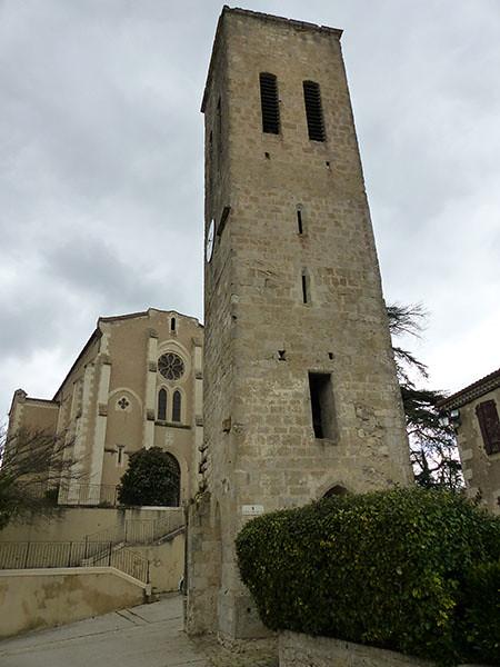 la vieille tour de castelnau barbarens