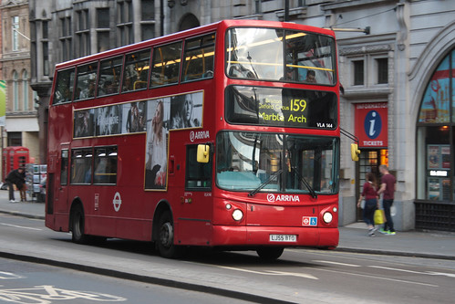 Arriva London South VLA144 LJ55BTO