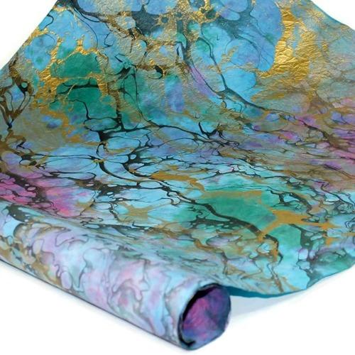 Marbled Momi Paper - Tsunami