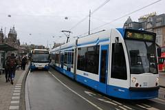 Bus 22 -> Station Sloterdijk + Lijn 2 -> Nieuw Sloten
