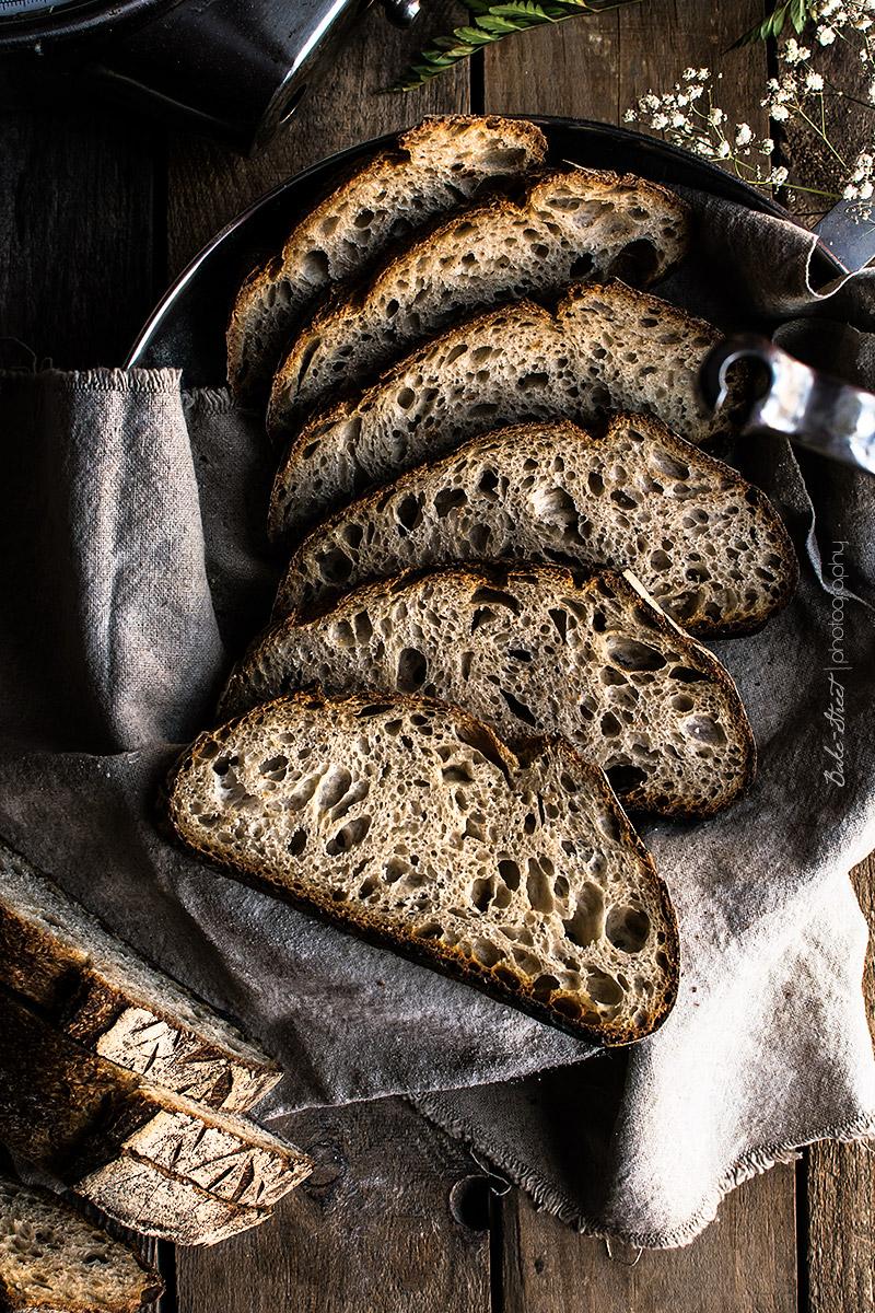 Pan de azahar y miel