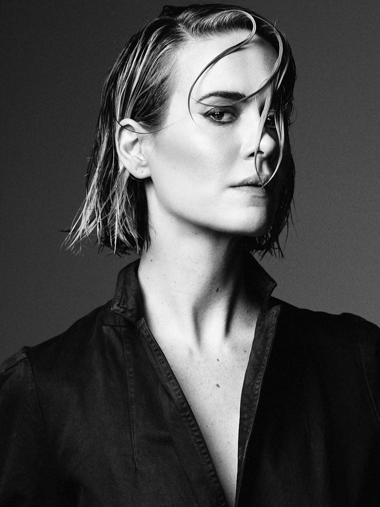Сара Полсон — Фотосессия для «Un-Titled Project» 2016 – 10