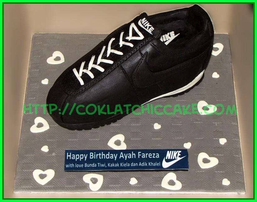 Cake Nike Cortez