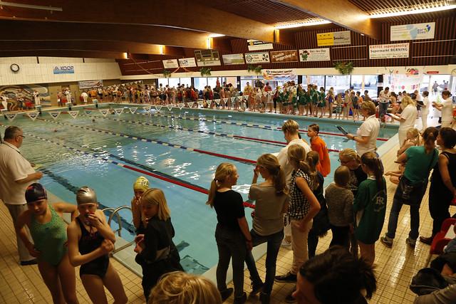 Schoolzwemkampioenschappen 2016