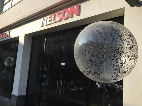 Cloudbuster Rond Confettiballon Nelson Schoenen Rijswijk