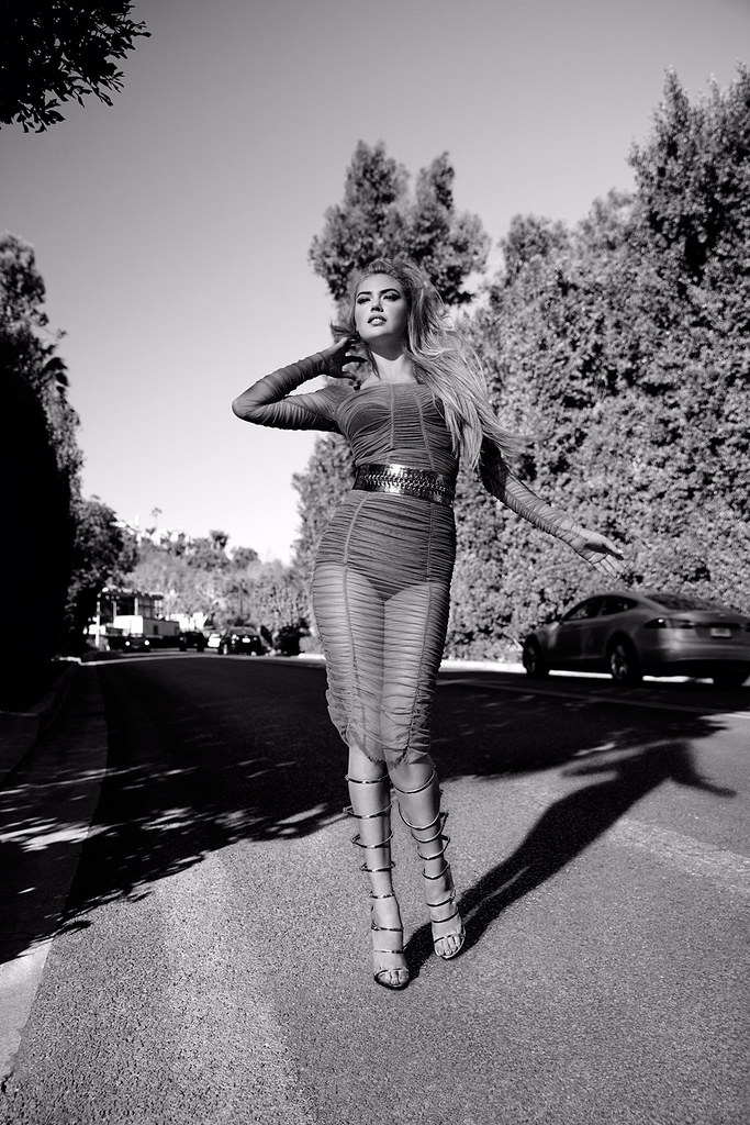 Кейт Аптон — Фотосессия для «V» 2016 – 10