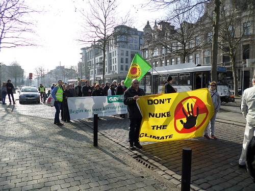 18/03/16 Betoging tegen kernenergie