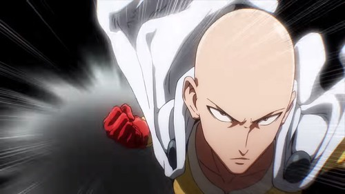 One Punch Man: Manga nacido de una Webcomic
