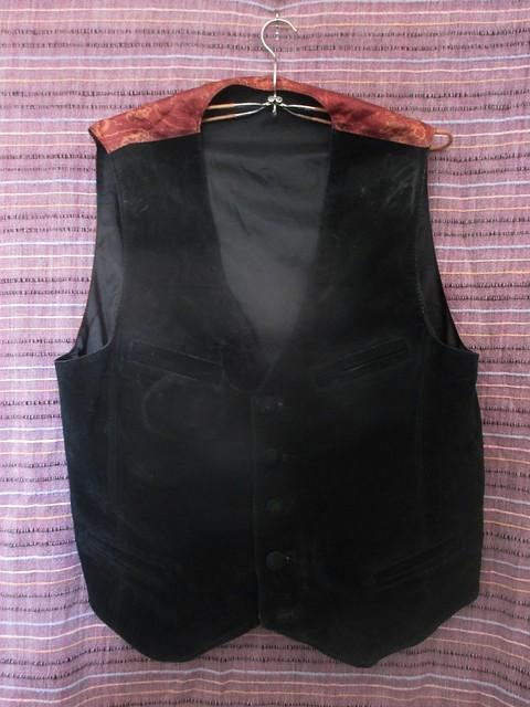 Waterlooplein waistcoat
