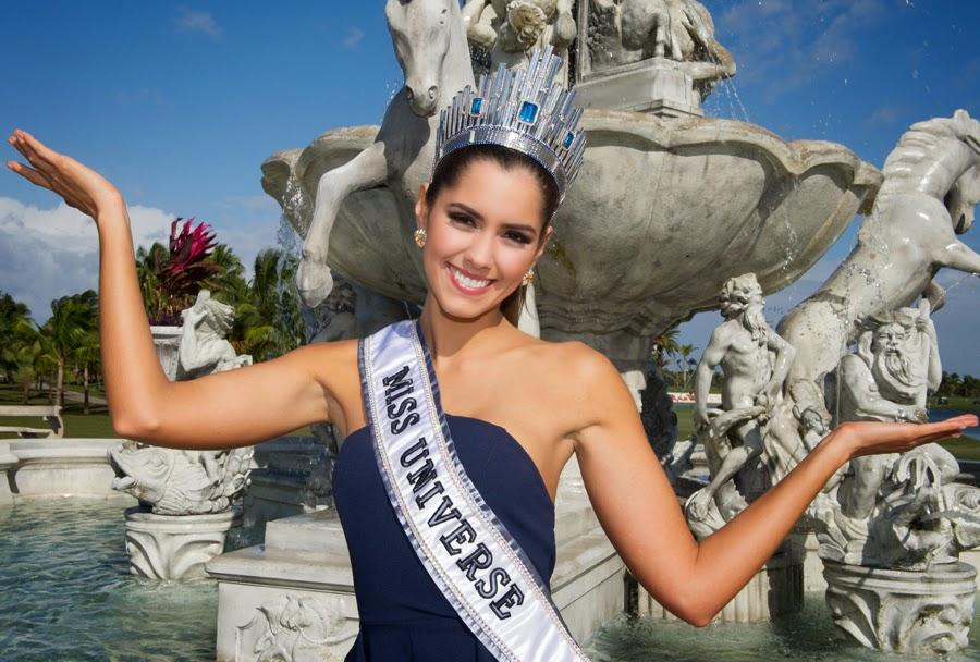 Паулина Вега - Miss Universe 2014