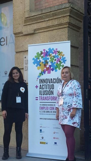Congreso Empleo con Apoyo Córdoba (13 de abril de 2014)