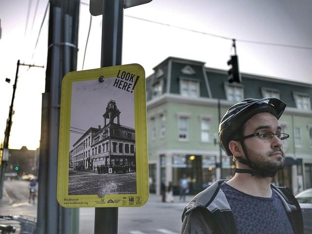 UBBC Look Here! ride
