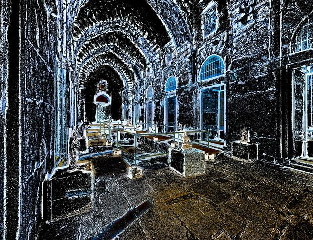 India - Telangana - Warangal - Kush Mahal (Shitab Khan Palace) - 5c