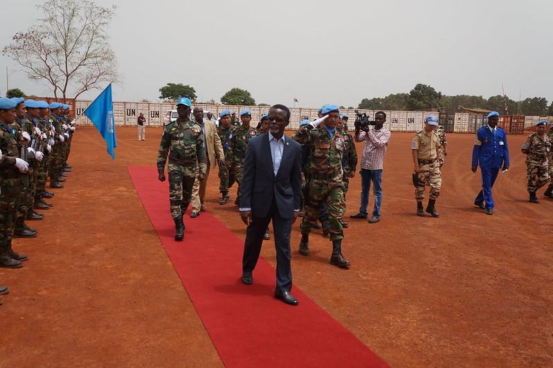 Maintien de la paix dans le monde - Les FAR en République Centrafricaine - RCA (MINUSCA) - Page 3 25859740226_81d5f09246_c