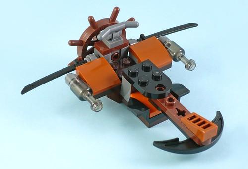 LEGO Ninjago 30421 Skybound Plane 07