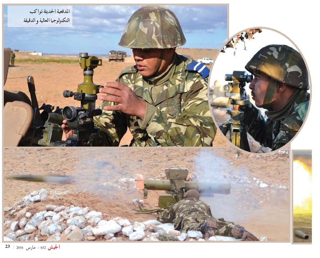 القوات البرية الجزائرية [  Missiles Anti-Chars ]   25918670171_369488c4f4_o