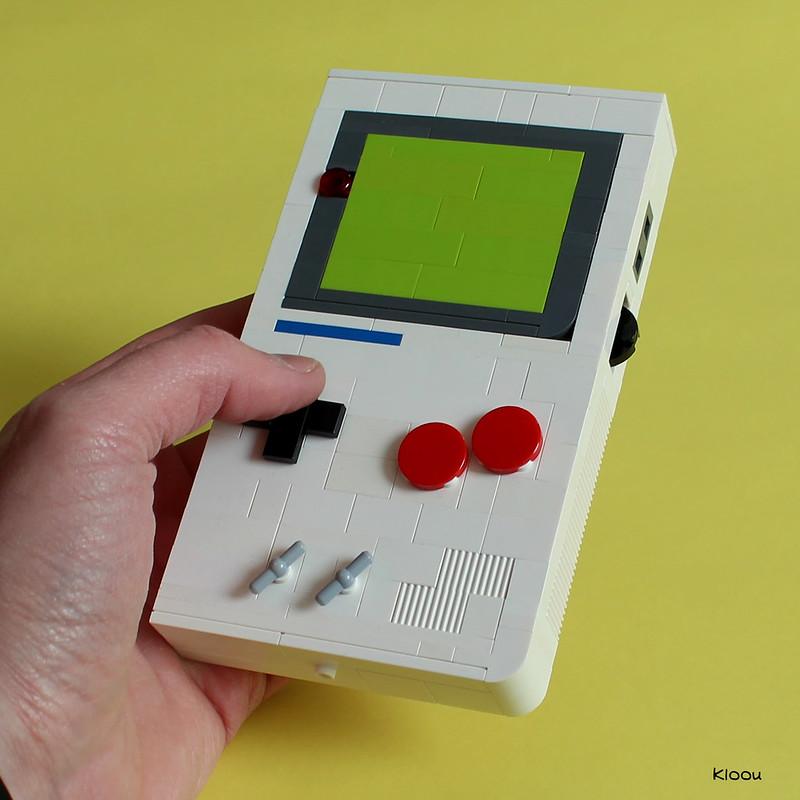 LEGO Game Boy - Console Nintendo