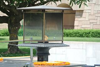 Memorial: Ghandi