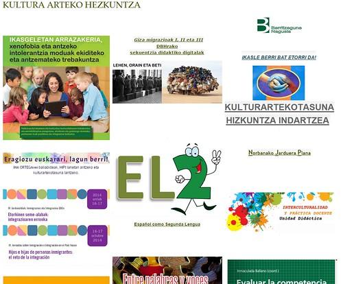 Site de Interculturalidad - Kultur Arteko Hezkuntza