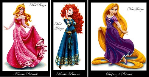 Neni Designs Princesses