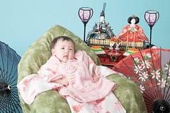 "SAKIKO -  The Doll Festival ""HINA-MATSURI""."