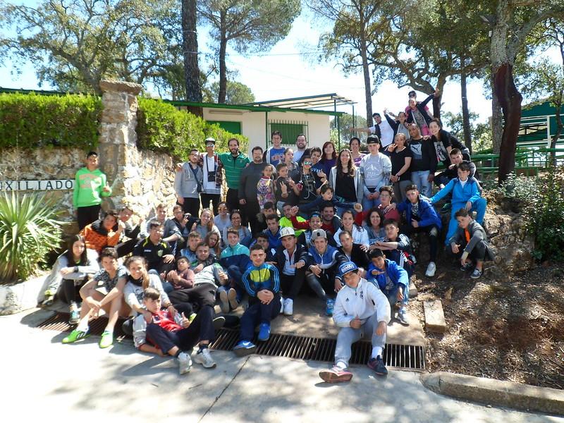Convivencia Campobosco Abril 2016