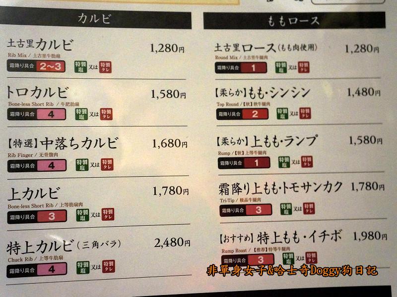 日本咖哩豬排飯&和牛燒肉土古里23