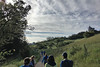 Presidio Trail Run - Trail open skies