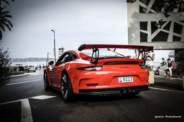Porsche 911 GT3 RS (Mónaco)