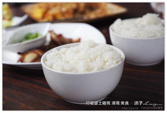 好雞婆土雞城 清境 美食 - 涼子是也 blog