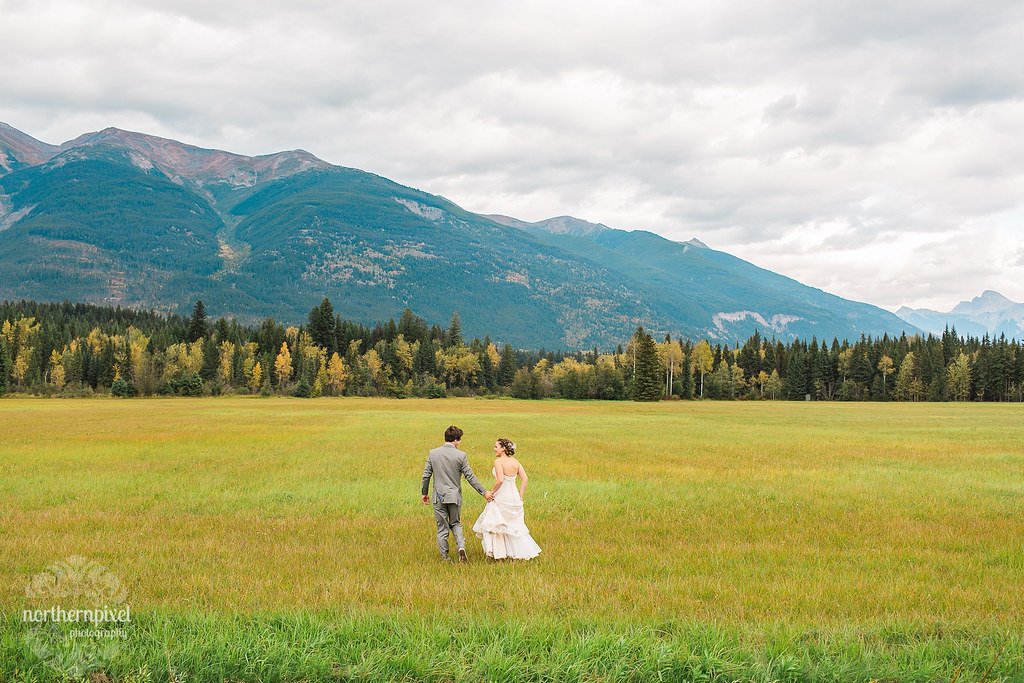 Rocky Mountain Wedding - British Columbia Canada Elope
