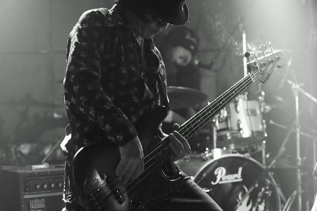 Juz live at Outbreak, Tokyo, 19 Jan 2016. 172