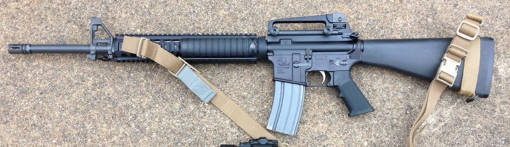 M16 A4 Sling And Mag Pouch Ar15com