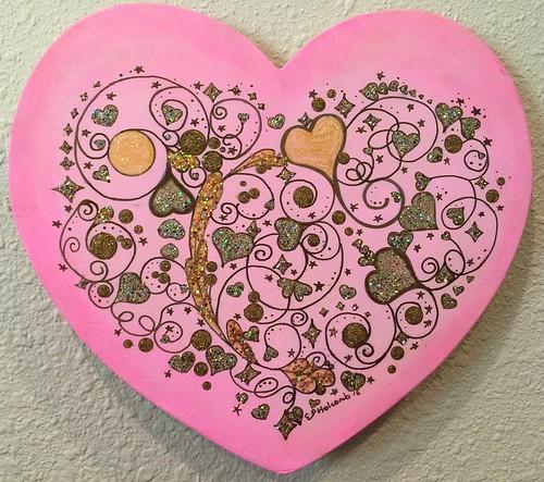 pink heart 1