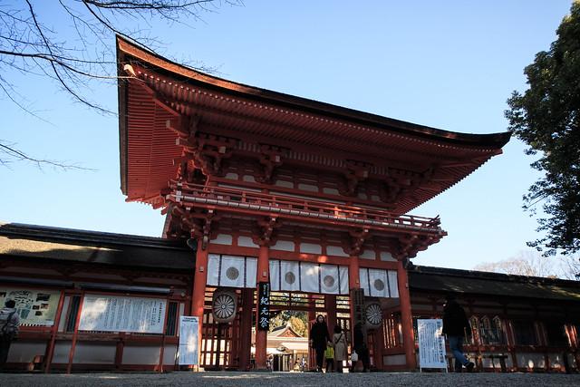 出町柳駅から下鴨神社へ