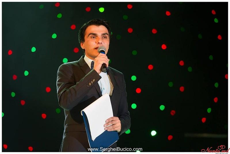 Teodor Guțu , moderatorul perfect pentru ceremonia Dvs